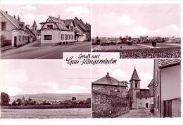 D-55239 Ansichtskarte SW Gau-Köngernheim - Cartes Postales