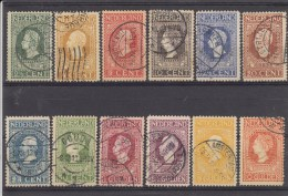 Nr 90/101, NVPH = 1100 € (B002) - 1891-1948 (Wilhelmine)