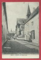 Diest - L'Eglise Du Béguinage - 1903 ( Verso Zien ) - Diest
