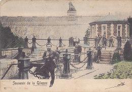 Souvenir De La Gileppe (animée, Colorisée, Précurseur) - Gileppe (Barrage)