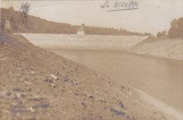 Barrage De Gileppe Carte Photo 1921 - Gileppe (Barrage)