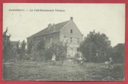 Kampenhout - Le Café-Restaurant Thomas -1910 ( Verso Zien ) - Kampenhout