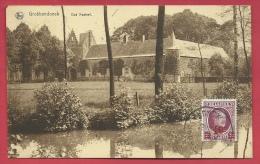 Grobbendonk - Oud Kasteel - 1930 ( verso zien )