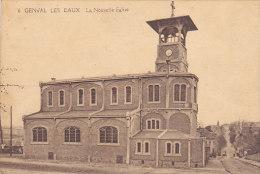 Genval Les Eaux - La Nouvelle Eglise (1927) - Rixensart