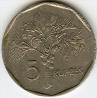 Seychelles 5 Rupees 1982 KM 51.1 - Seychelles