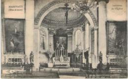 Masevaux Intérieur De L'église - Masevaux