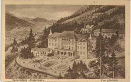 Masevaux Sanatorium Vue Générale - Masevaux