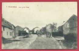 Feschaux - Une Rue Du Village - 1932 ( Voir Verso ) - Beauraing