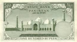 PAKISTAN P. 18d 100 R 1957 UNC - Pakistan