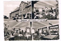 B-5530    BÜLLINGEN : Hotel Dahmen ( Multiview) - Bullange - Buellingen