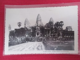 CAMBODGE ANGKOR WATH VUE GENERALE - Cambodge