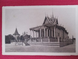 CAMBODGE PAGODE D ARGENT - Cambodge