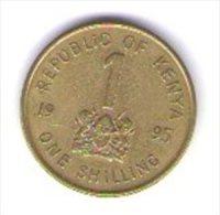 Kenia 1 Shilling 1995 - Kenia