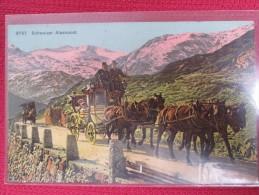 SCHWEIZER  ALPENPOST - Switzerland
