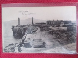 GIBRALTAR EUROPA LIGHT HOUSE - Gibraltar