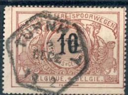 _5B-722: N° : TR15:  TURNHOUT : Type B-c : ( Geen Uuraanduiding) - Chemins De Fer