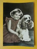 11889 - Dog With A Child - Non Classés