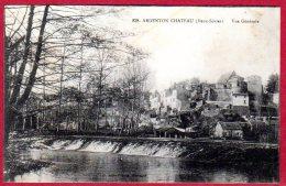 79 ARGENTON CHATEAU - Vue g�n�rale