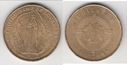 **** JUBILAEUM A.D. 2000 LOURDES - MONNAIE DE PARIS (LIRE NOTA) **** EN ACHAT IMMEDIAT !!! - Monnaie De Paris