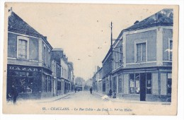 CHALLANS. - La Rue Gobin - Challans