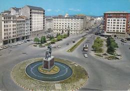 Ph-CPSM Espagne El Ferrol (Galicia) Plaza De Espana - La Coruña