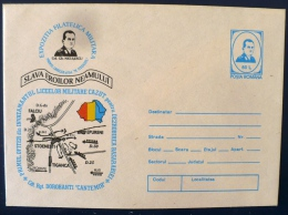 ROUMANIE Heros D'honneur De La Patrie Pendant La Guerre Mondiale. Entier Postal Emis En 1994. Neuf - 2. Weltkrieg