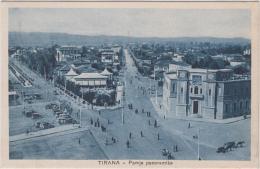 AK - TIRANA - Strassenansicht 30er - Albanien