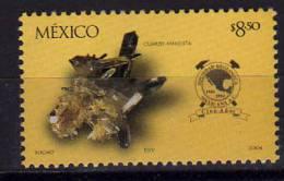 Mexique.Amethyste (Societe Geologique Mexicaine). Un T-p Neuf **  Yvert # 2065 - Minerals
