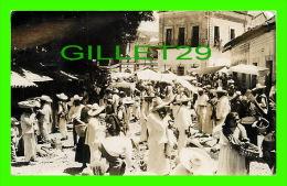 MEXICO - THE MARKET DAY - TRAVEL IN 1936 - GEVAEY - - Mexique
