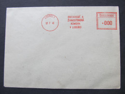 BRIEF Frankotype Postfreistempel 1948 LIBEREC  Obchodni A Zivnostenska /// T5660 - Tschechoslowakei/CSSR