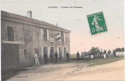 CHAMBLEY - Caserne Des Douanes - Chambley Bussieres