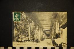 CP, 73, BRIDES Les BAINS Promenoir De La Source N° 1011 Voyagé En 1908 Ed E Reynaud - Brides Les Bains
