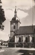 22m - 52 - Doulaincourt - Haute-Marne - L'Eglise Et La Place - Combier N° 8 - Doulaincourt
