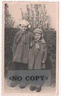 CONDÉ-SUR-SARTHE  -  Photo De Fête   (PÂQUES  1945)  Non Identifiée - Personnes Anonymes