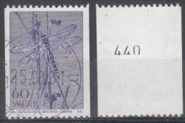 D1998 - Sweden Mi.Nr. 1075 O/used, No 440 - Oblitérés