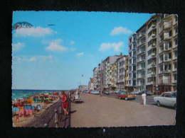 O-n° 36 / Flandre Occidentale - Oostende - Mariakerke, Plage Et Digue  / Circulé 1971 .- - Oostduinkerke