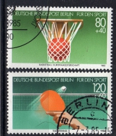 Berlin 732-733 O - Gebraucht