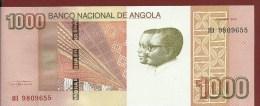 Angola  New     1000     Kwanzas    2012    UNC  -    -  RAR - Angola