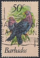 Barbados SG633 1979 Definitive 50c Good/fine Used - Barbades (1966-...)