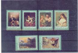 Kuba ,Cuba , 1974 , ** , MNH , Postfrisch , Mi.Nr.1947 - 1952 - Cuba