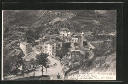 CPA Monistrol-d'Allier, Vue Générale Sud-Est, Villa Denise - Frankrijk