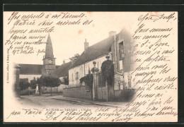 CPA St-Léger-sur-Dheune, L'Eglise - Zonder Classificatie
