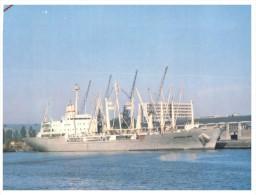 (444 PH) Ocean Line M/s Jastarnia Bor - Commercio