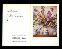 Calendrier  Kalender  1965 -  Assebroek  Brugge  Brugge - Calendriers