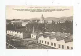 Cp , 71 , CLUNY , Ateliers De L'école D'Arts Et Métiers , écrite 1919 - Cluny