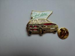 Beau Pin's En EGF , Auto Opel Astra , Signé Démons & Merveilles - Opel