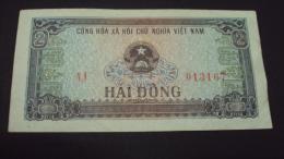 Viet Nam Vietnam 2 Dong VF Banknote 1980 - P#85 / 02 Images - Vietnam