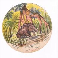 Belgisch Congo Belge Collectie La Vache Qui Rit 15 - Autres Collections
