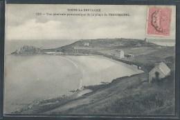 CPA 22 - Trestrignel, Vue Générale Panoramique De La Plage - Frankreich
