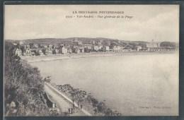 CPA 22 - Val-André, Vue Générale De La Plage - Frankreich